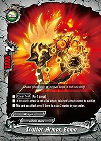 Scatter Armor, Enma