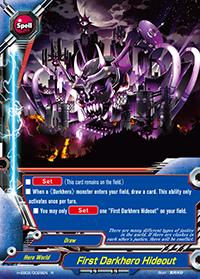 First Darkhero Hideout