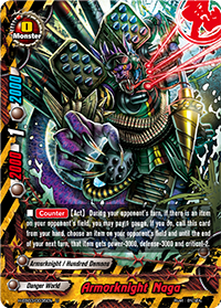 Armorknight Naga