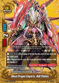Ghoul Dragon Emperor, Adil Diablos