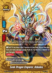 Seek Dragon Emperor, Azludea