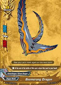 Boomerang Dragon