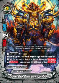 Unarmed Brawl Dragon Emperor, Leadbangers