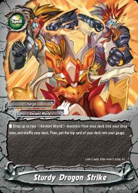 Sturdy Dragon Strike