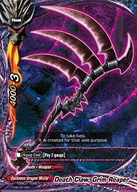 Death Claw, Grim Reaper