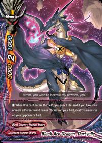 Black Arc Dragon, Dartyelle