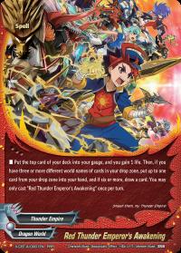 Red Thunder Emperor's Awakening