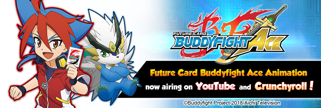 Season 5 Future Card Buddyfight Ace