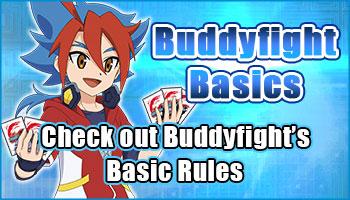 Buddyfight Basics