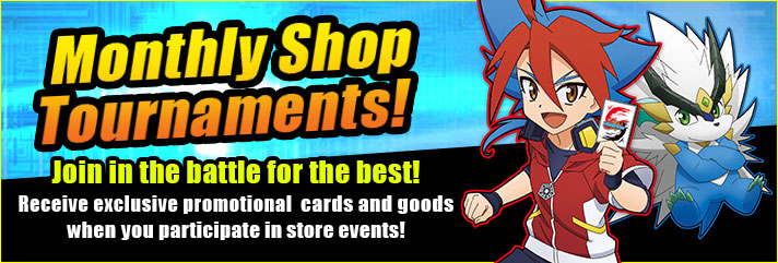 Shop Tournament