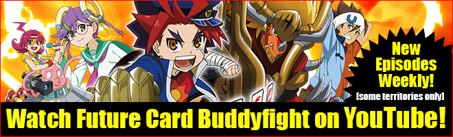 Season 3 Future Card Buddyfight 100