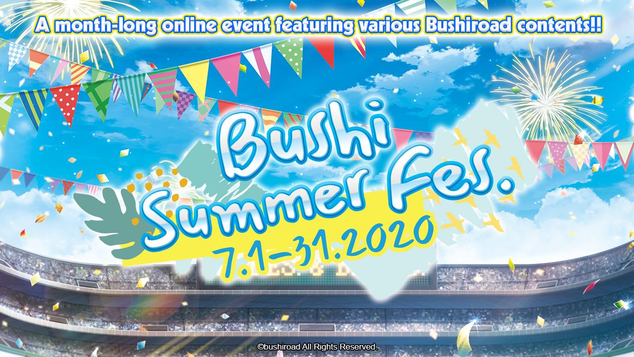 Bushiroad Summer Fest 2020