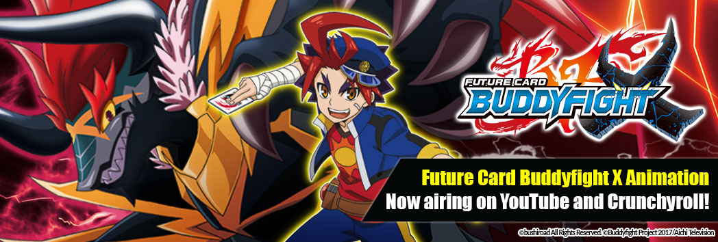 Season 4 Future Card Buddyfight X