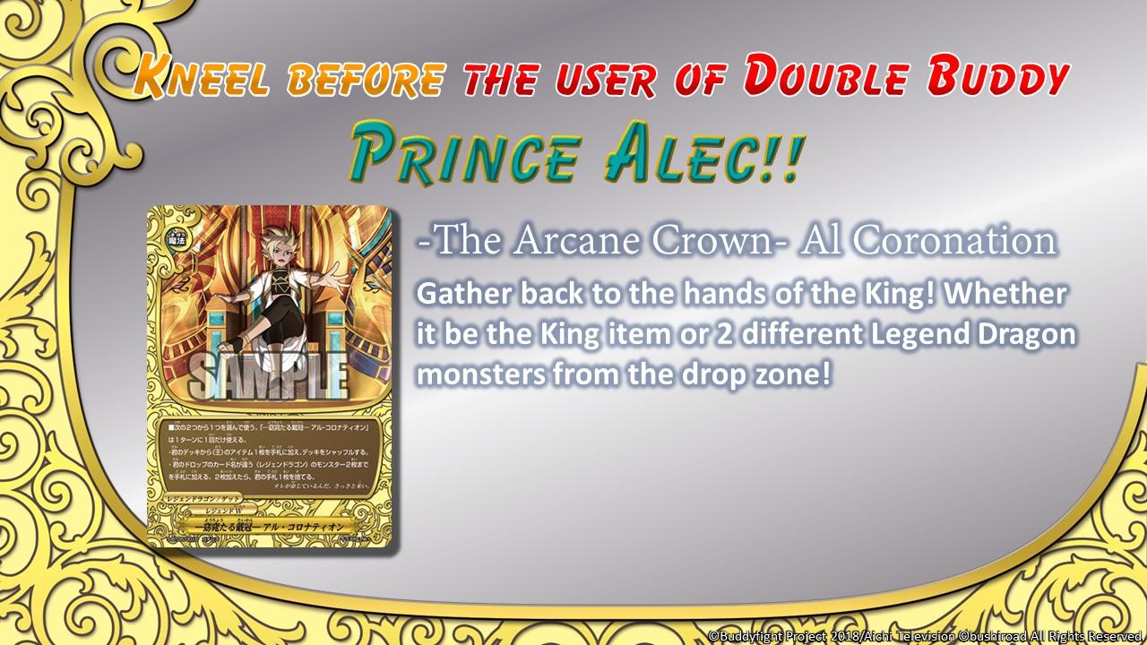 The Arcane Crown Al Coronation