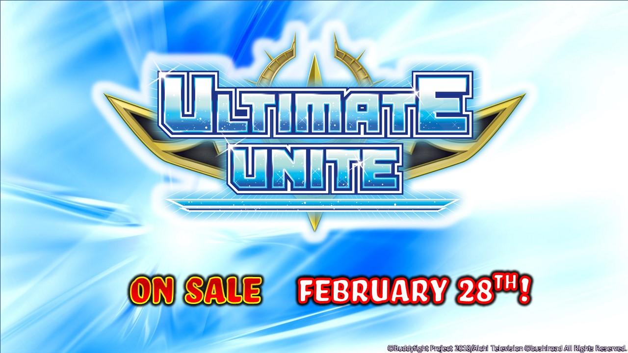 Ultimate Unite on Feb 28