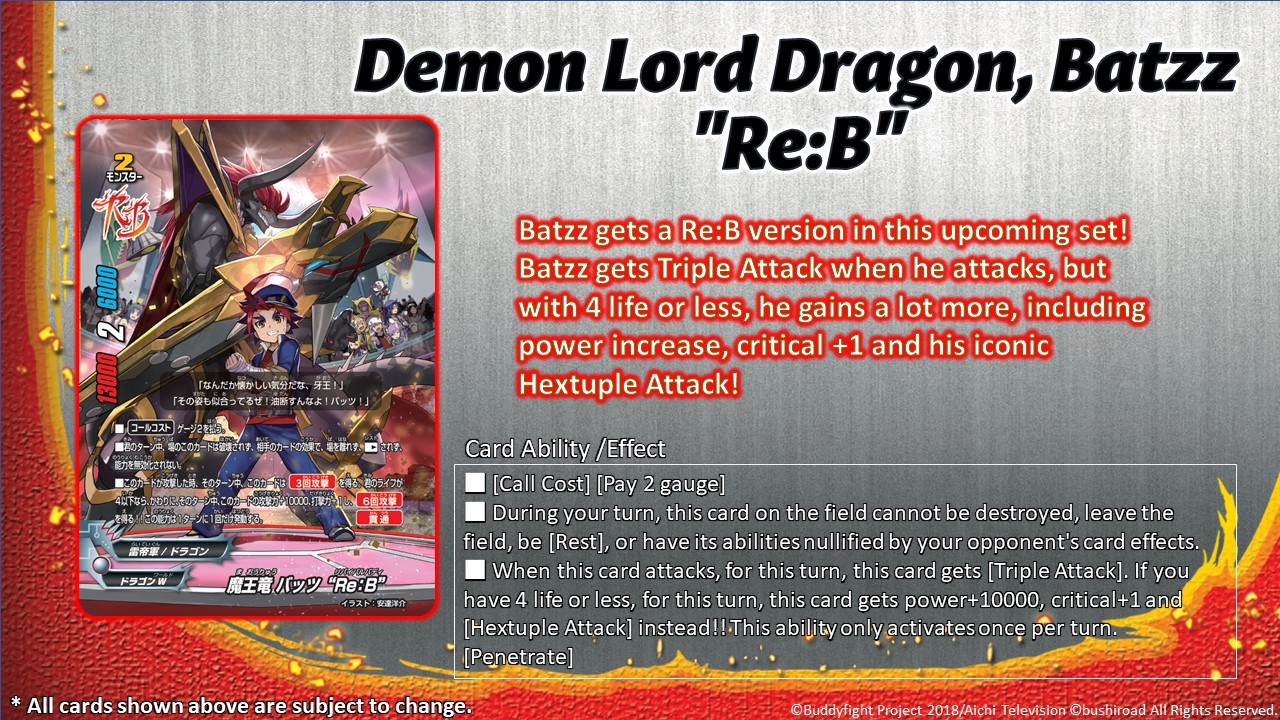Demon Lord Dragon Batzz Re:B