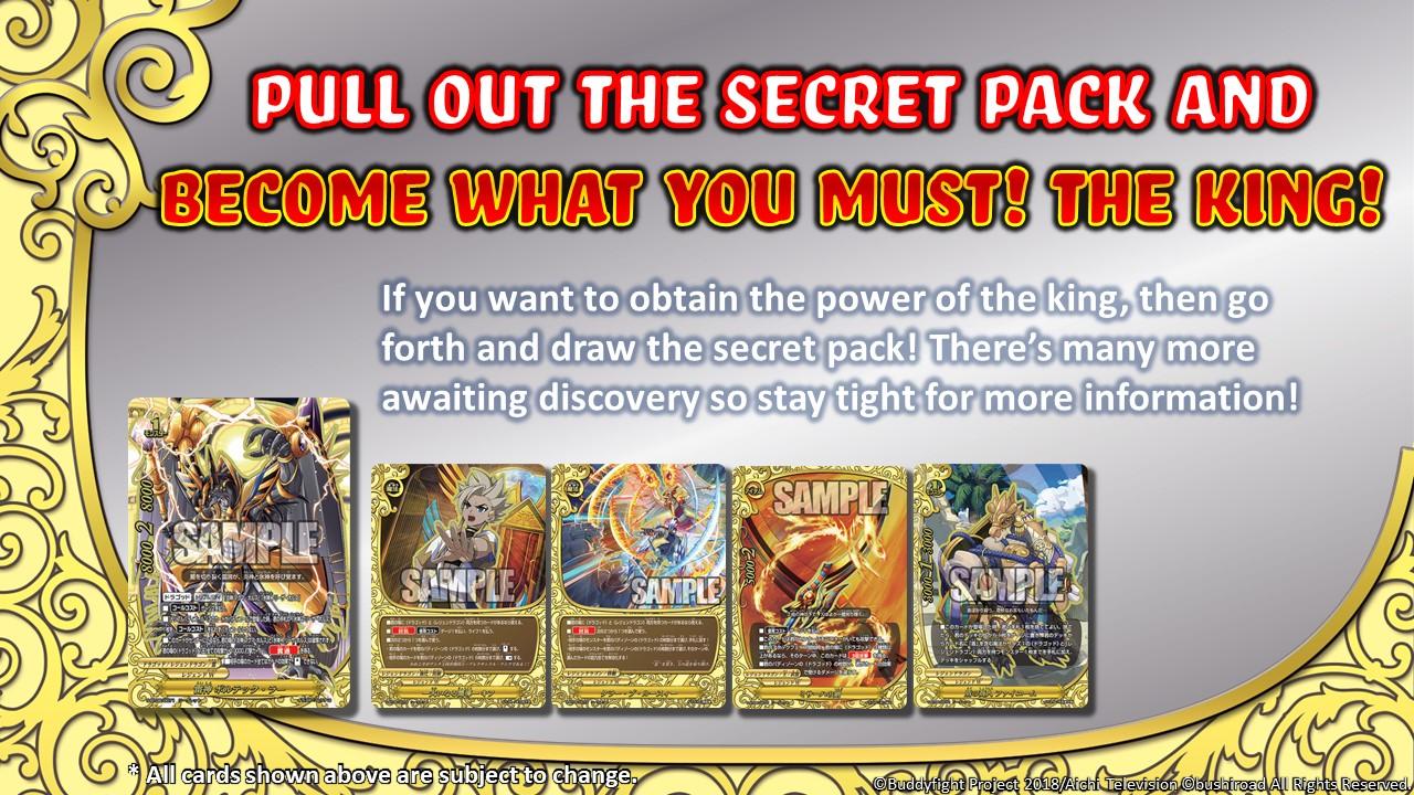 S-BT06 Secret Pack