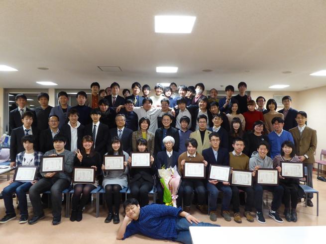 平成29年度の卒業研究発表会・懇親会を実施しました。