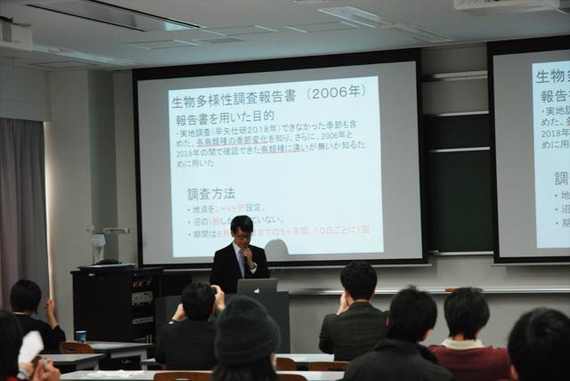 平成30年度の卒業研究発表会を実施しました。