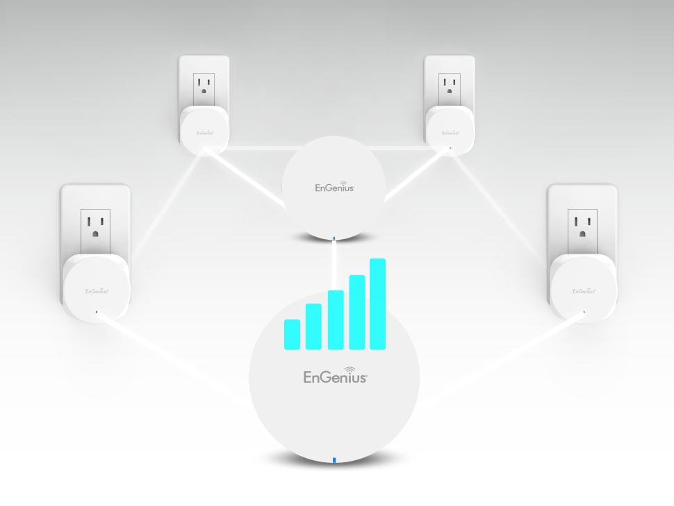 Home Mesh WiFi - Mesh Products | EnGenius APAC