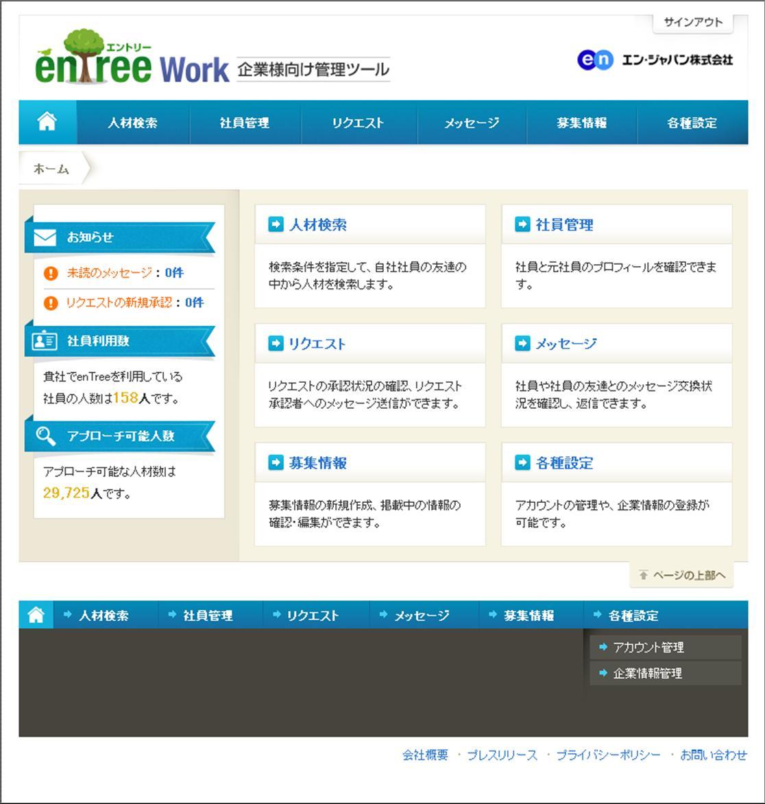 enTree_Work_entry