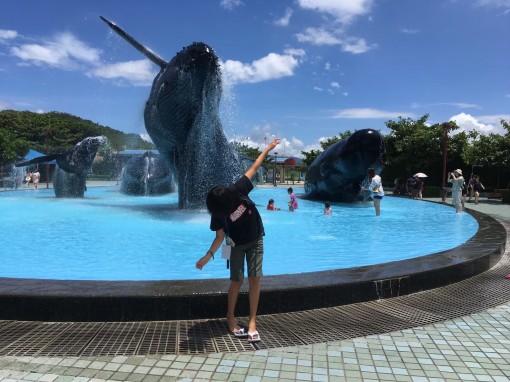 課外学習で台湾