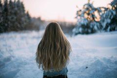 冬の髪のダメージケア
