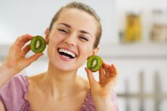キウイの美容と健康効果