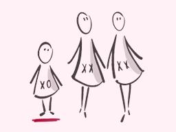 原來我是透納氏症  染色體異常如何當媽媽?