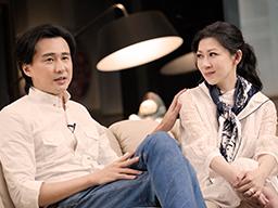 在名為人生的劇本中 開啟新的篇章—專訪顏嘉樂、狄志杰夫婦