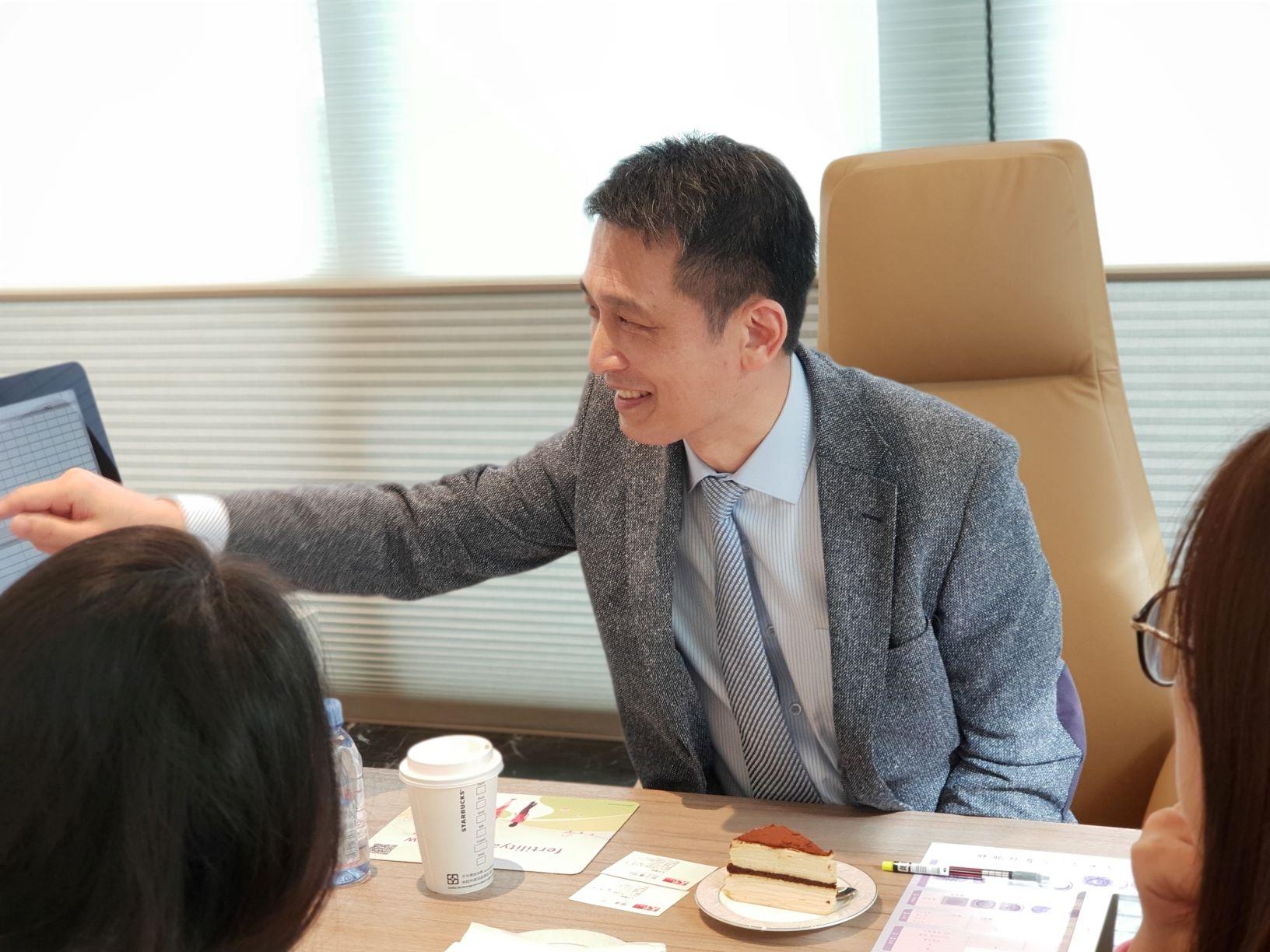 天下雜誌專訪賴興華醫師