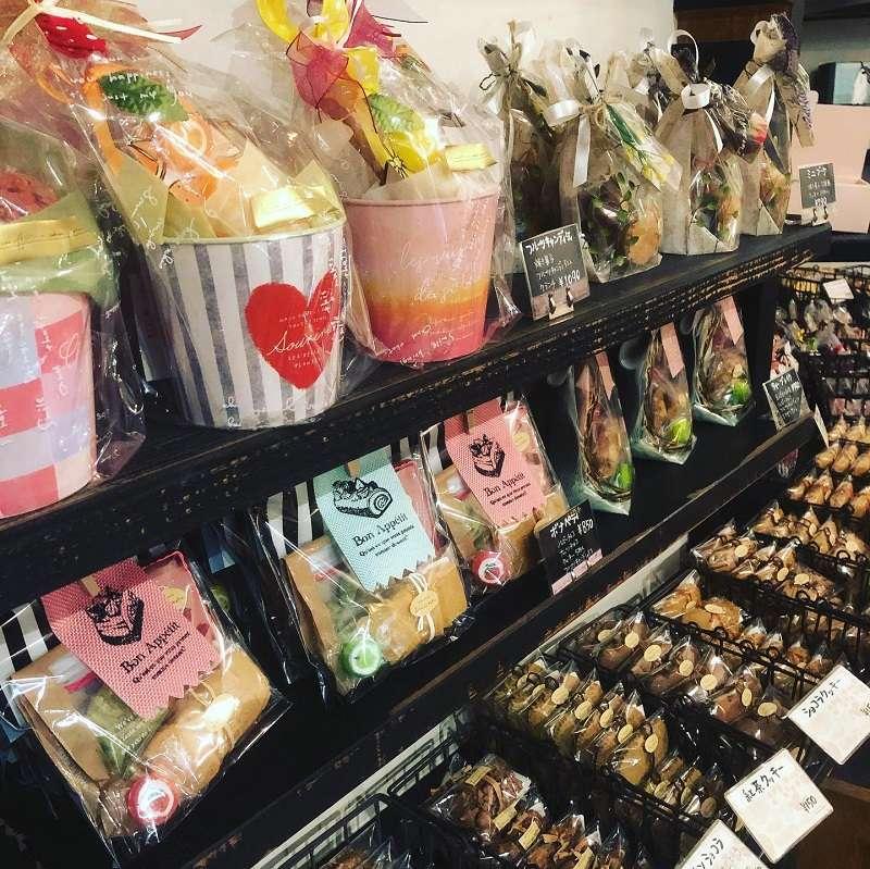 ディマンシュマタン、富士宮、焼き菓子