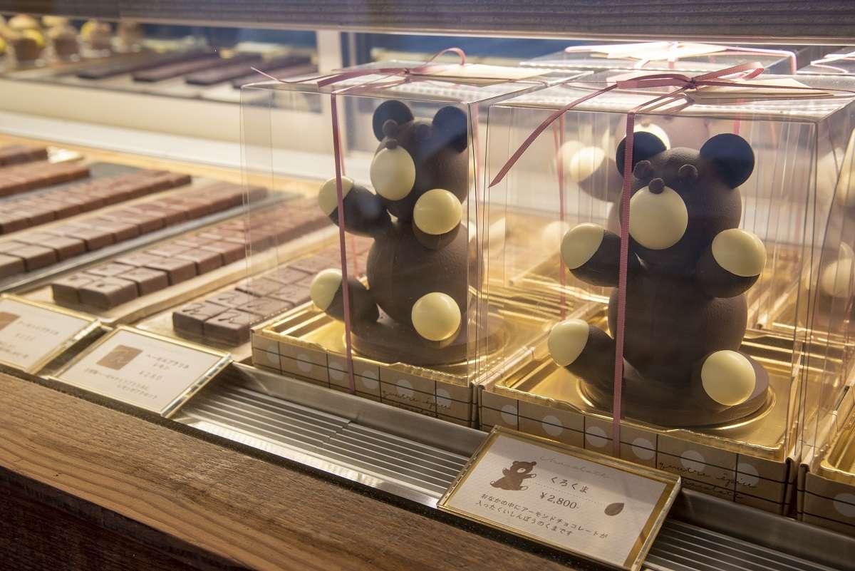 キャトルエピスチョコレート、静岡市清水区