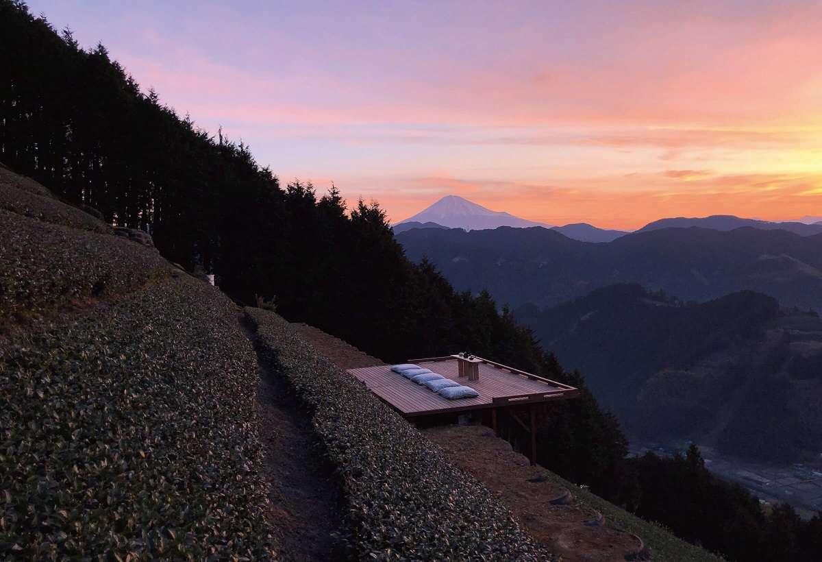 天空の茶の間、豊好園、静岡市清水区