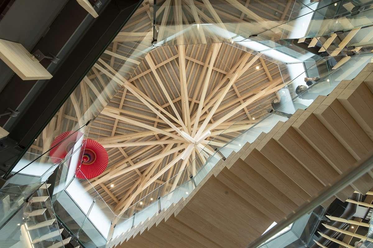 静岡、日本平夢テラス、館内