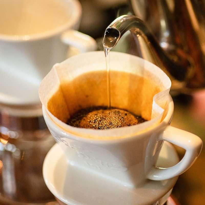森町、百珈、コーヒー