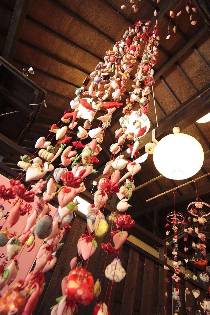 雛のつるし飾りまつり、稲取