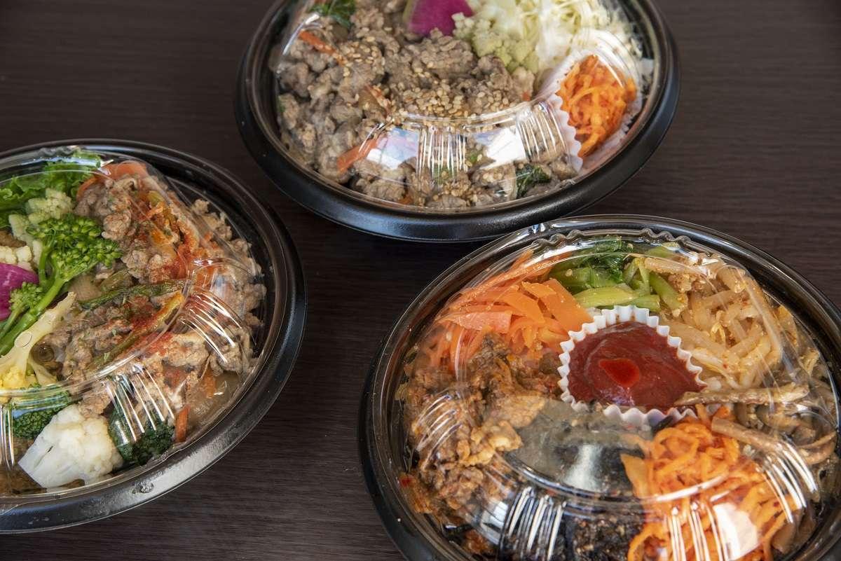 静岡市駿河区、みはな、韓国料理