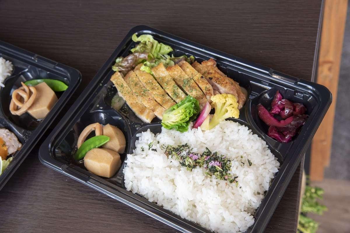静岡市駿河区、みはな、お弁当