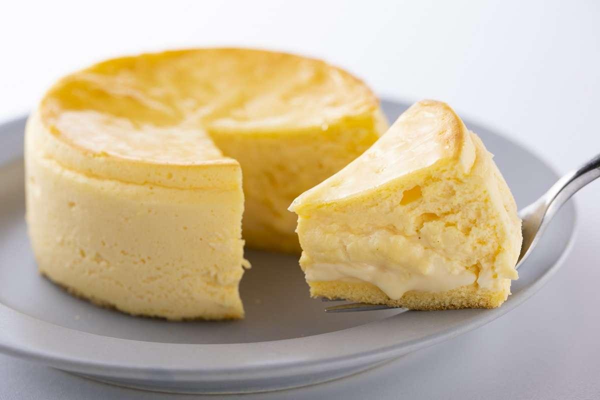 熱海ミルチーズ、とろーりチーズケーキ