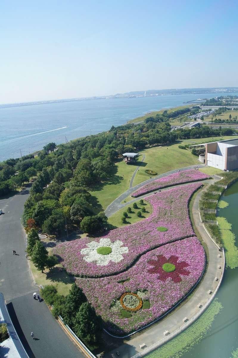浜松市西区、浜名湖ガーデンパーク、展望塔