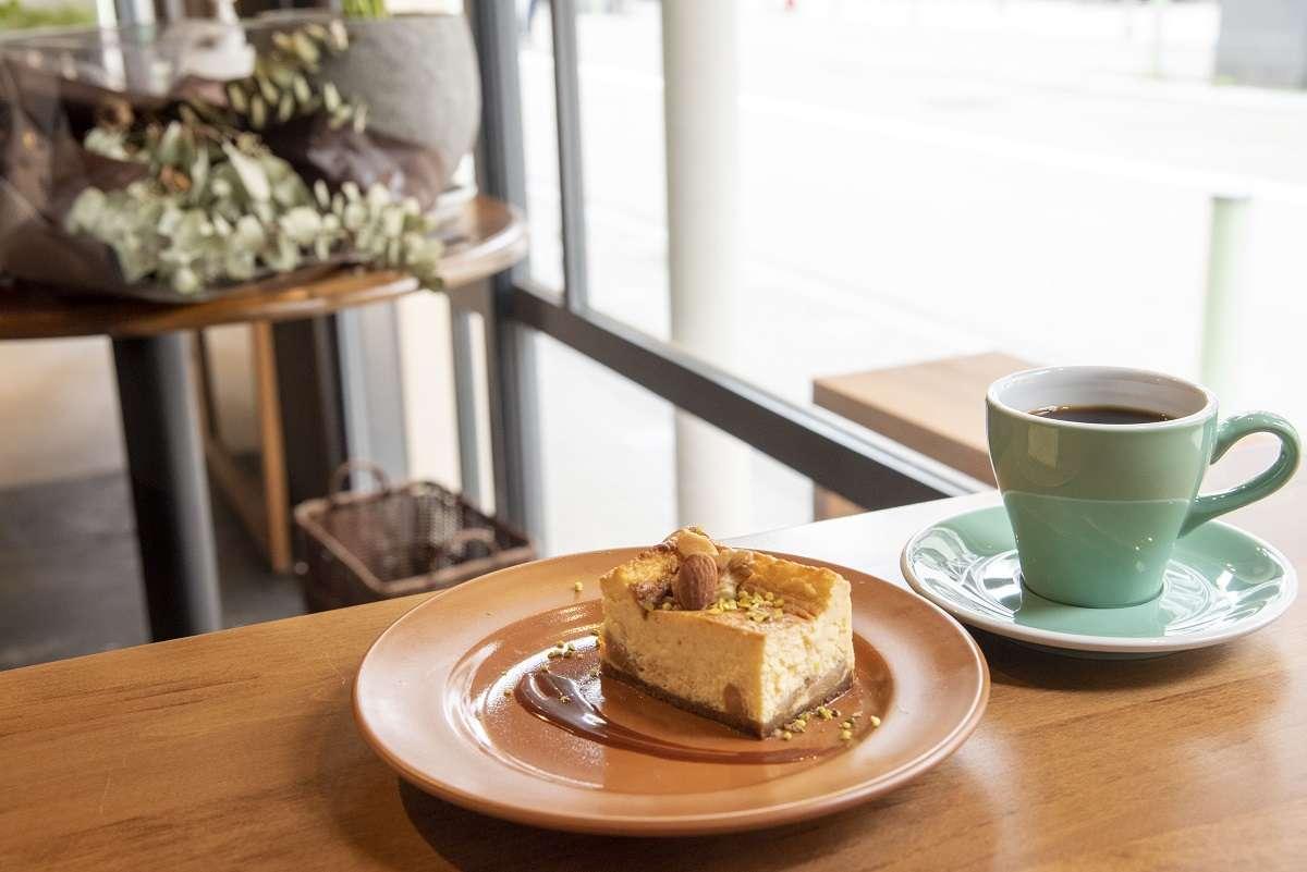 静岡市葵区紺屋町、cove、カフェ