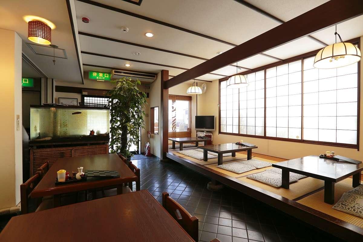 井筒屋、静岡市清水区、店内