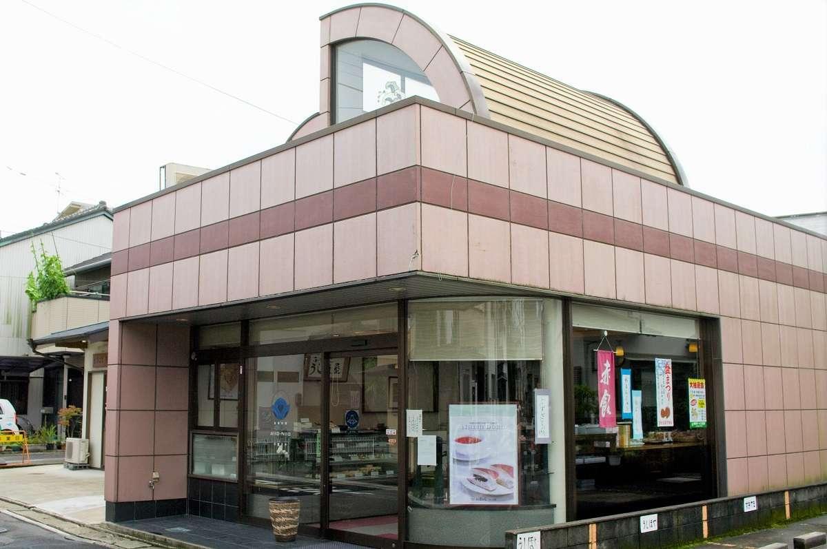 静岡市清水区興津、ふなじ うしほ屋、外観