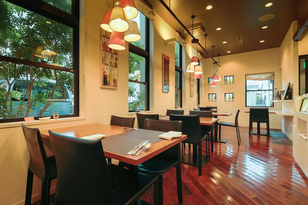 [静岡市]デートで行きたい、おしゃれなディナーが楽しめるお店
