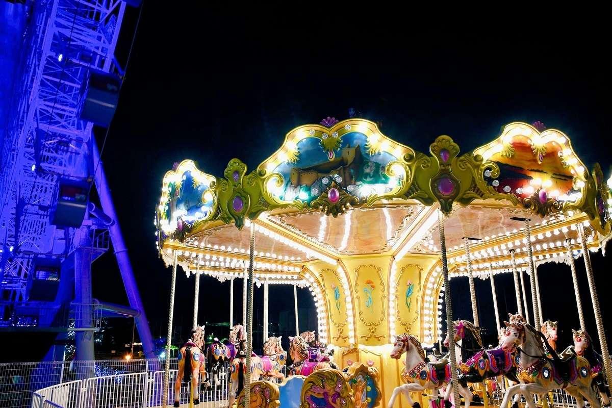 静岡市待望の遊園地「清水マリーナサーカス」オープン! ドリプラ周辺へおでかけ