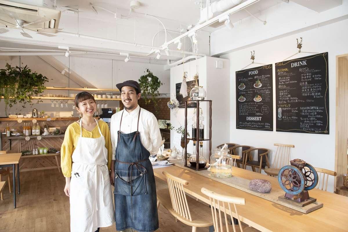 【フォークノットカフェ スター(Folk knot cafe STIR)】ジビエを使った洋食や定食などを提供するカフェが2021/4/10(土)に川根本町にオープン