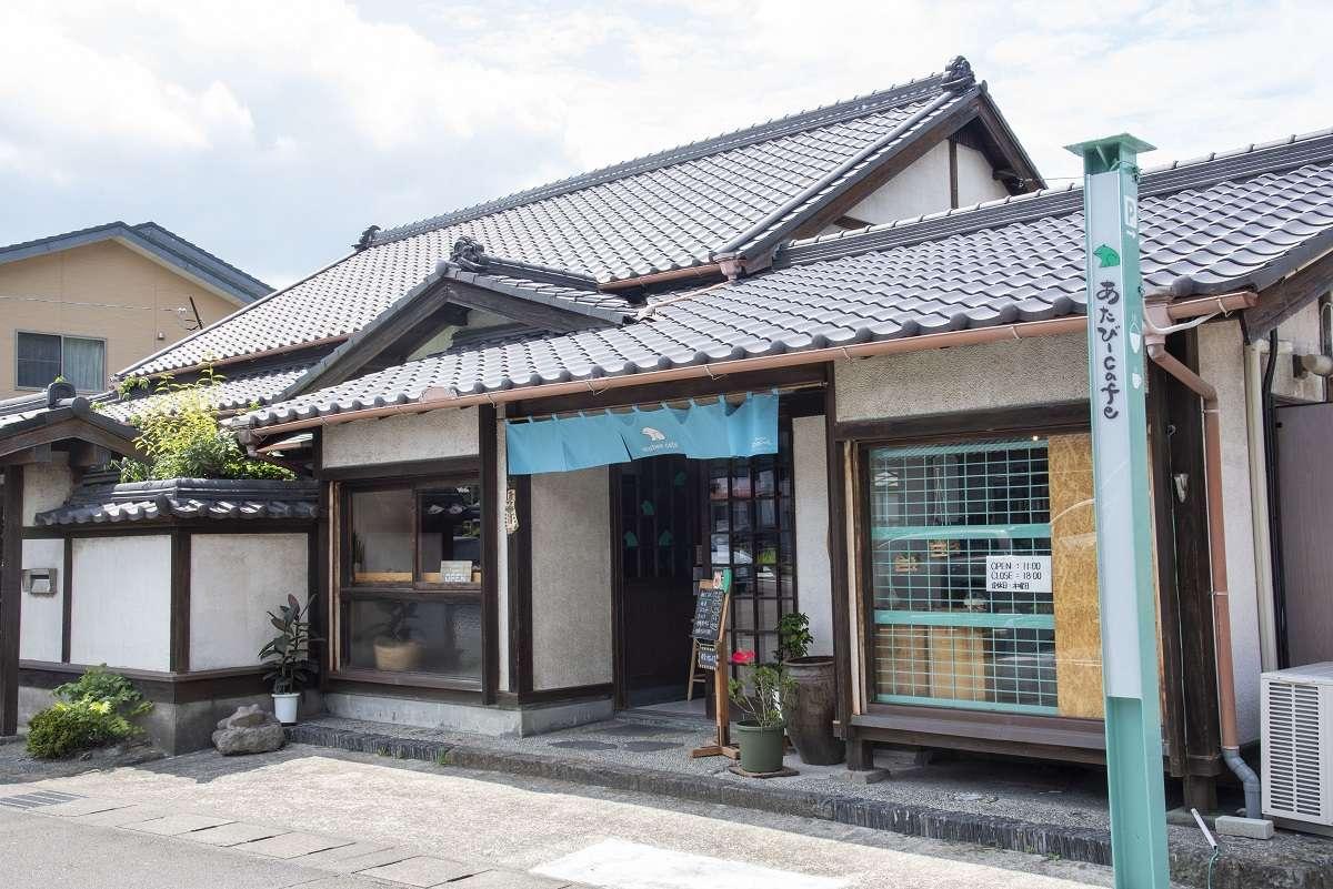【ごはんときっさ あたびーカフェ】酒屋だったお店を改装。ふらりと立ち寄りたくなる気取らないカフェが2021/4/9(金)に焼津にオープン