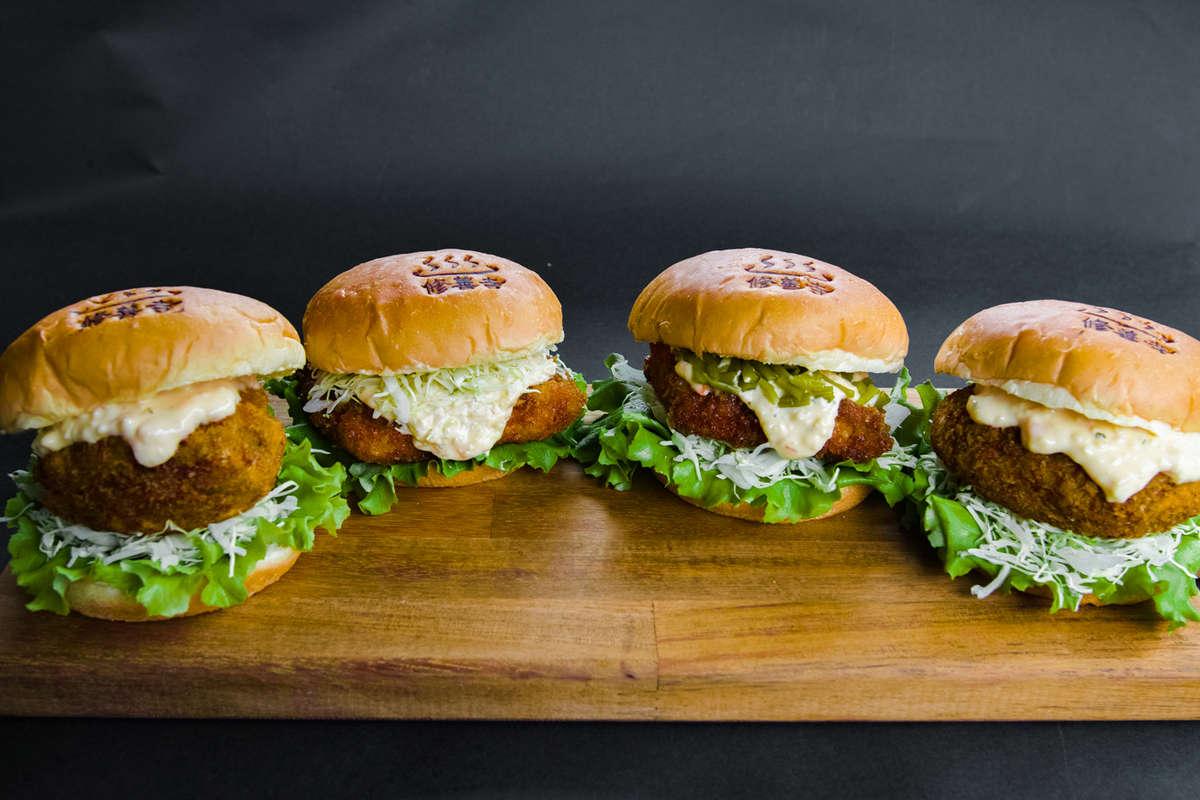 伊豆市の食材を使った「修善寺バーガー」誕生! 地元の生産者と飲食店を元気に