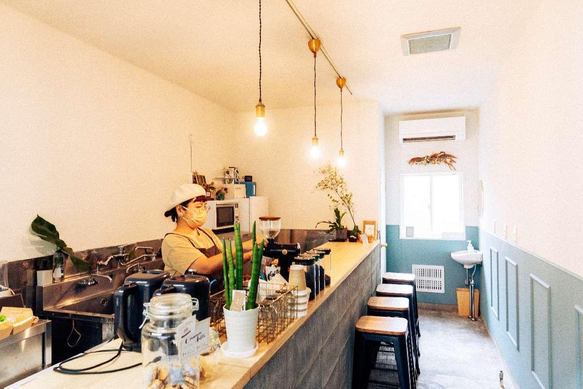 【チカゲ コーヒー ロースタリー(Chikage Coffee Roastery)】女性焙煎士による繊細な味わいとストーリー性が魅力の自家焙煎コーヒー店が2021/6/15(火)清水区清水町にオープン
